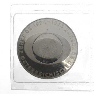 Oostenrijk; 50 Schilling; 1974 (PROOF)