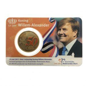 50 cent Willem Alexander