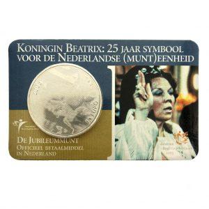 De Jubileummunt 10 euro coincard