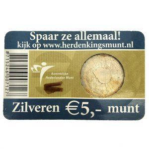 Nederland; 5 euro; 2006; Het Australië Vijfje in Coincard (UNC)